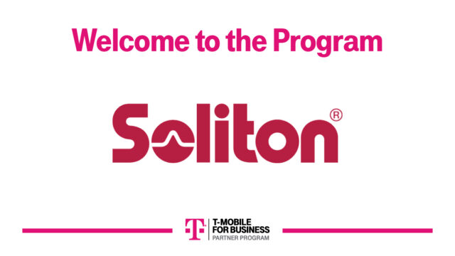 Soliton Joins the T-Mobile Partner Program!