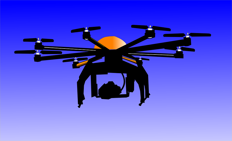 graphic of a drone with a zao s